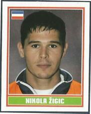 MERLIN-ENGLAND 2006 WORLD CUP- #248-SERBIA-NIKOLA ZIGIC