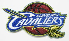"LOT 0F (1) NBA CLEVELAND CAVALIERS EMBROIDERED PATCH (3 3/8"" X 1 3/4"") ITEM 106"
