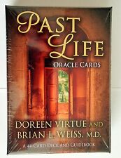Doreen Virtue passato Oracle cards - 44 Oracle cards & Guide Book