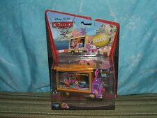 Disney Pixar Cars 2: Taia Decotura (BNIB) International Card *DELUXE*
