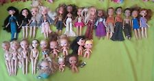 LOT 27 BRATZ DOLLS INCLUDING BABYZ AND 15+ ACCESSORIES