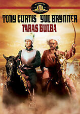 Taras Bulba (DVD, 2008) Tony Curtis•Yul Brynner Excellent condition