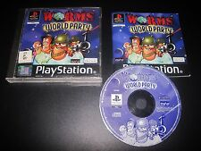 WORMS WORLD PARTY – PS1