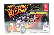AMT 1006 The Blazing Bison Puller Tractor New Truck Model Kit