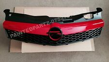 MK5 ASTRA H POWER RED BLACK BADGE VXR OPEL TWINTOP ALL 3 DR  OPC FRONT GRILL