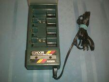 Condor Cadmium Battery Charger fits 9 Volt AA C & D Batteries