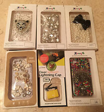 New iPhone 4S Case Lot 5 Cases Free Plugs Sale Clearance iPhone 4 Cover from USA