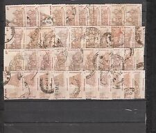 India 2001 Temple Architecture 10 Used Stamps Sets
