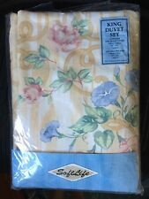 Brand New King Size Duvet Set With 1 Duvet And 2 Pillowcases