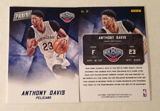 2015 Panini Black Friday ANTHONY DAVIS Pelicans #12 *Free Shipping*