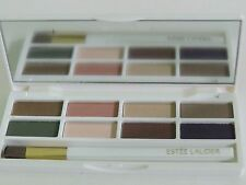 LILLY PULITZER FOR Estee Lauder Pure Color Eye Shadow, 8 Colors Palette w/ Brush