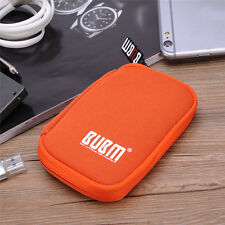 Portable Useful Hand Carry Case Pouch  USB Flash  Hard Disk Protector Bag