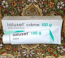 IALUSET 100% HYALURONIC ACID Pharmaceutical grade pure in metal tube 100g, NIB!