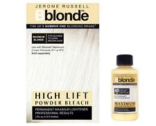 DUO Jerome Russell bblonde High Lift Powder Bleach + Crema Perossido 40 V 12%
