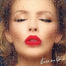 Kiss Me Once by Kylie Minogue (CD, Mar-2014, Warner Bros.)