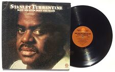 STANLEY TURRENTINE: Have You Ever Seen The Rain LP FANTASY F9493 US 1975 Promo