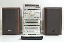 TECHNICS SE-HD301, ST-HD301, SL-HD301, RS-HD301 & SB-HD301 MIDI HI-FI SEPERATES