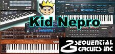 Kid Nepro Sequential Prophet VS Sound Library - 100 New Sounds Sysex
