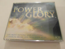 The Power And The Glory - Various (3 x CD Album) Used very good