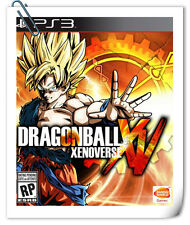 PS3 Dragon Ball Xenoverse ENG/ 日文 SONY PlayStation Fighting Namco Bandai Games