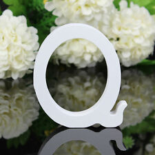 Letters Q Freestanding Wooden Alphabet Name Home Decoration Wedding Birthday DIY