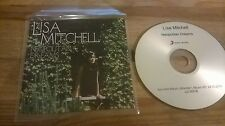 CD Pop Lisa Mitchell - Neopolitan Dreams (1 Song) Promo SONY MUSIC
