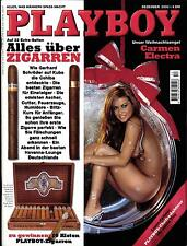 1Z  PLAYBOY D 12/2000 Dezember - Carmen Electra + Drew Barrymore + Michele Smith