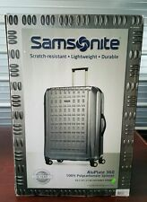 SAMSONITE Aluplate 360 27 inch Hardside Poly-carbonate Spinner Suitcase Luggage
