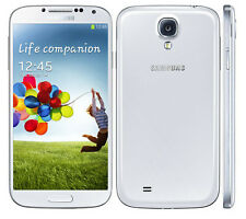 New Unlocked Original Samsung Galaxy S4 I9500 16GB 5.0 inches Smartphone White