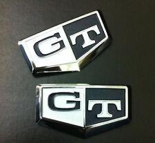 Datsun skyline 240K GTR  C110 side Emblems Lable 74 75 76 77 (dark blue/ white)