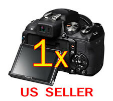 1x Clear LCD Screen Protector Guard Shield Film For Fujifilm FinePix HS25EXR