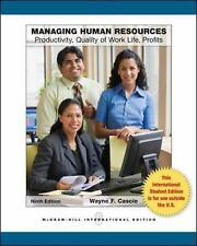 Managing Human Resources by Cascio, Wayne F.