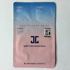 JayJun Baby Pure Shining Mask 2sheet 25ml Korean Cosmetics