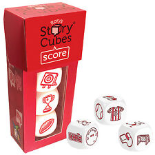 Rory's Story Cubes Score Family Dice Game RSC15