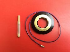 TRIUMPH TR4 TR5 TR6 STEERING COLUMN HORN RING & PENCIL BRUSH