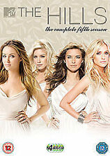 The Hills - Series 5 - Complete (DVD, 4-Disc Set)  . FREE UK P+P ...............