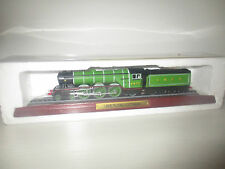 "LOCOMOTIVE LINER FLYING SCOTSMAN ""TRENI DA LEGGENDA"" DE AGOSTINI SCALA 1:100"