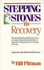 Stepping Stones to Recovery, Pittman, Bill, Acceptable Book