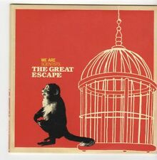 (EZ929) We Are Scientists, The Great Escape - 2005 DJ CD