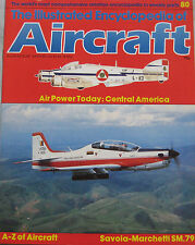 Encyclopedia of Aircraft Issue 80 Savoia-Marchetti SM.79 cutaway drawing