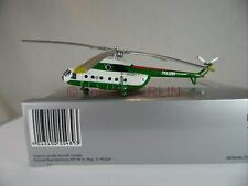 hw134, Herpa Wings 554893 Mil Mi-8 T / 1 Polizei Brandenburg / 1:200 NEU/NEW