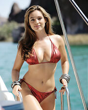 Kelly Brook 8x10 Photo Celebrity Actress Print 70416