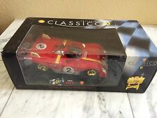 CLASSICO 1 1/18  - 40033 FERRARI 1972 312P & RACING FUEL PUMP