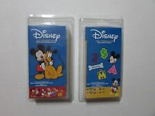New Cricut Disney Cartridge Bundle Mickey and Friends & Mickey Font Set