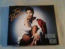 TONI BRAXTON - BREATHE AGAIN - UK CD SINGLE