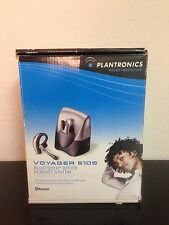 Plantronics Voyager 510S Bluetooth Office Headset System