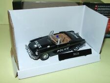 MG MGB Version POLICE CARARAMA 1:43