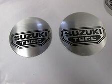 Suzuki GS750E,GS750L 1982-83  nos engine emblem set  68233-49200  68235-49200