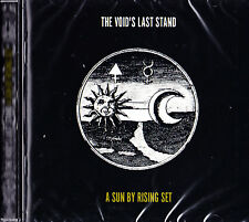 THE VOID´S LAST STAND a sun by rising set CD NEU OVP/Sealed