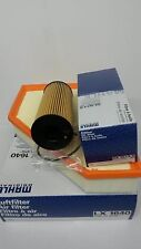 BMW E90 E91 E92 318D 320D 2.0D Mahle Oil Air Filter Service Kit  2007-2010